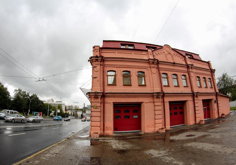 Музей пожарников