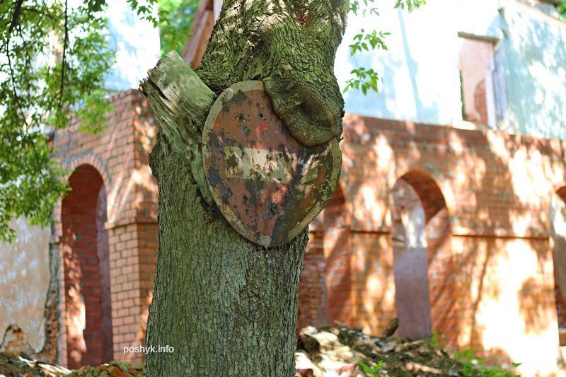 Смиловичи: дворец Монюшко-Ваньковичей