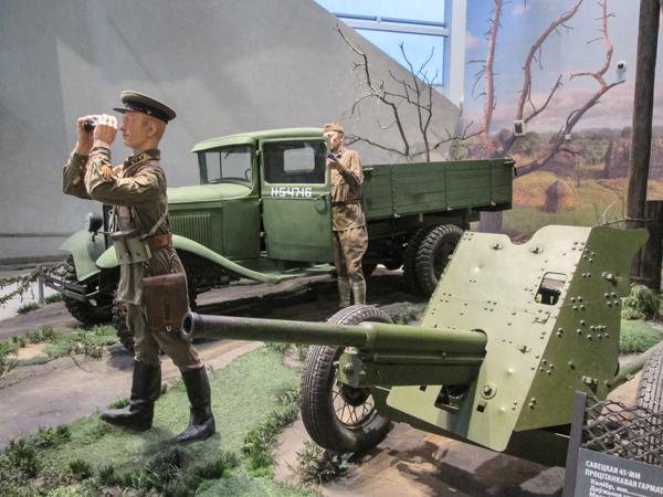 белорусский музей истории великой отечественной войны в Минске