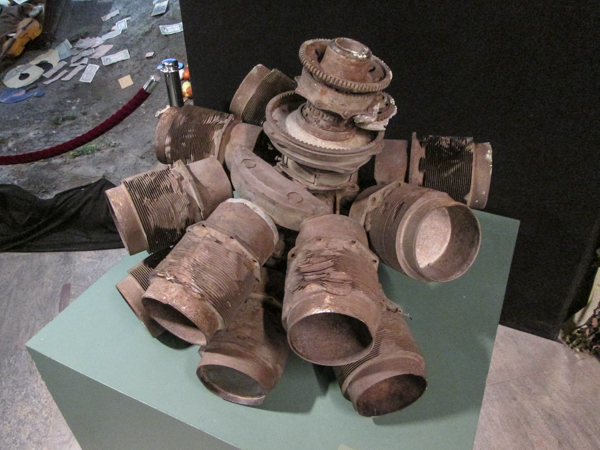 экспонаты музея войны в минске