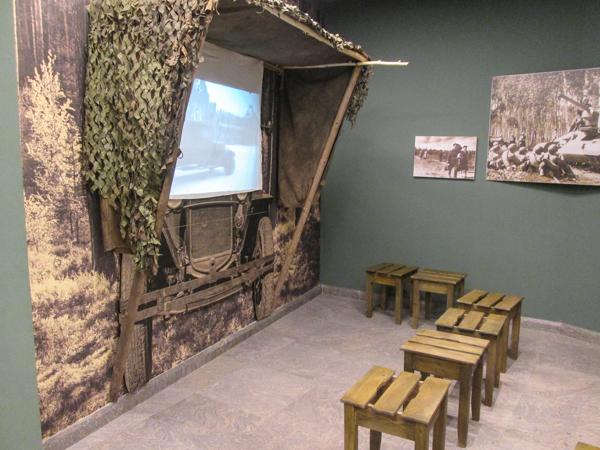 музей ВОВ минск