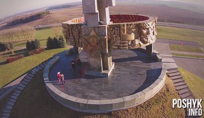 obelisk pod minskov