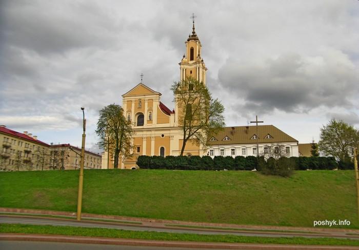 kostel obretenia d grodno