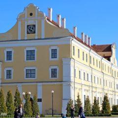 Иезуитский коллегиум. Пинск