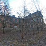Заброшенный санаторий на Партизанской