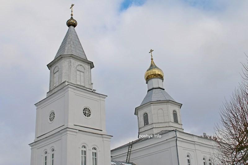 церковь св. николая логойск