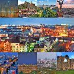 Города-побратимы Минска