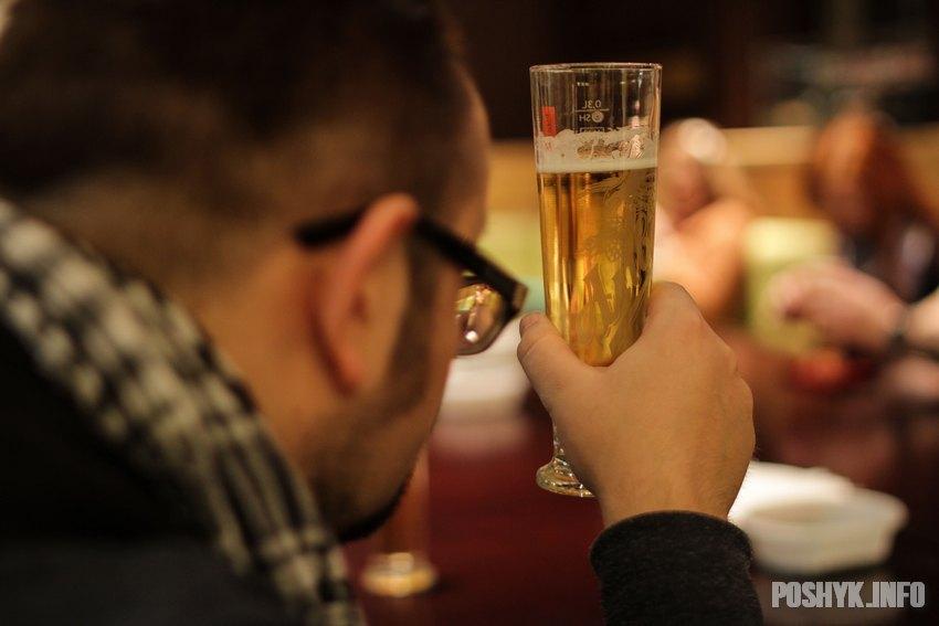 оценка цвета пива