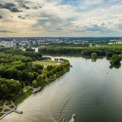 Реки и озёра Минска вчера и сегодня.