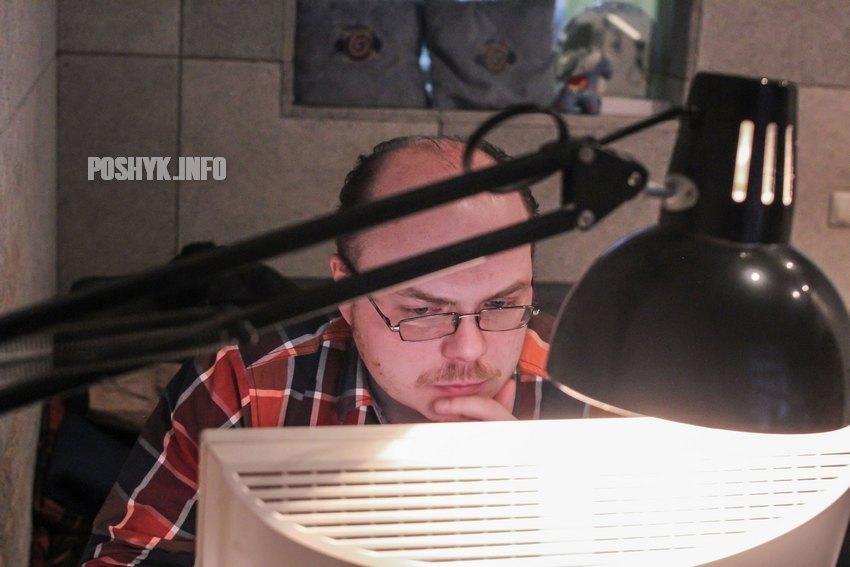 Никита Павлович радио пилот фм фото за работой