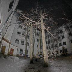 Заброшенная детская областная клиническая больница