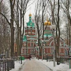 Церковь Александра Невского в Минске