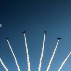 Только воздух. Авиашоу в США фото и видео.