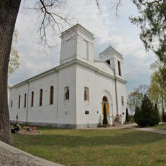 Костел в Кобрине
