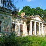 Дворец Пузынов в деревне Гремяча