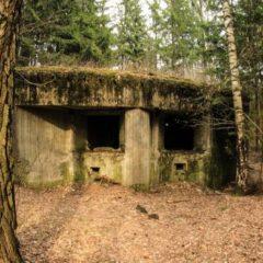 Батальонный район обороны, Артиллерийский полукапонир (АПК) №016