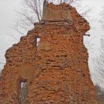 Волма. часовня-усыпальница рода Ваньковичей, руины