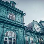 Дом купчихи Кацнельсон в Бобруйске.