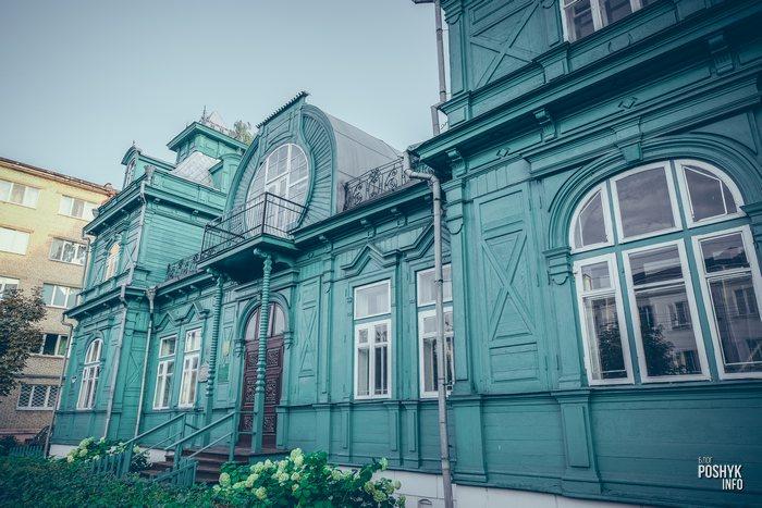 Дом купчихи Кацнельсон в бобруйске