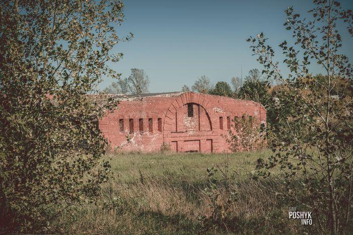 редюкт в бобруйской крепости