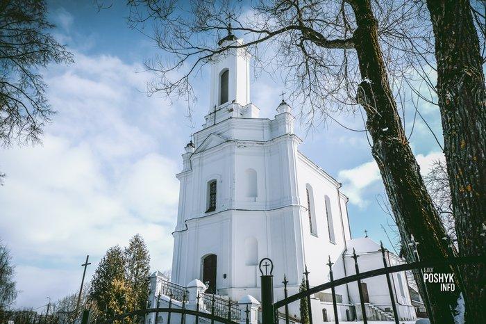 Костел Заславль