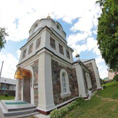 Церковь святого Ильи в деревне Нарочь