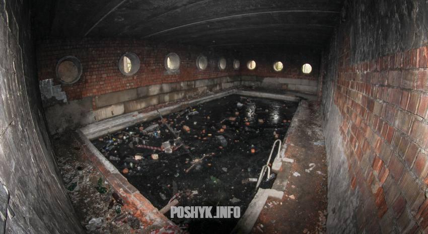 Заброшки Минска фото