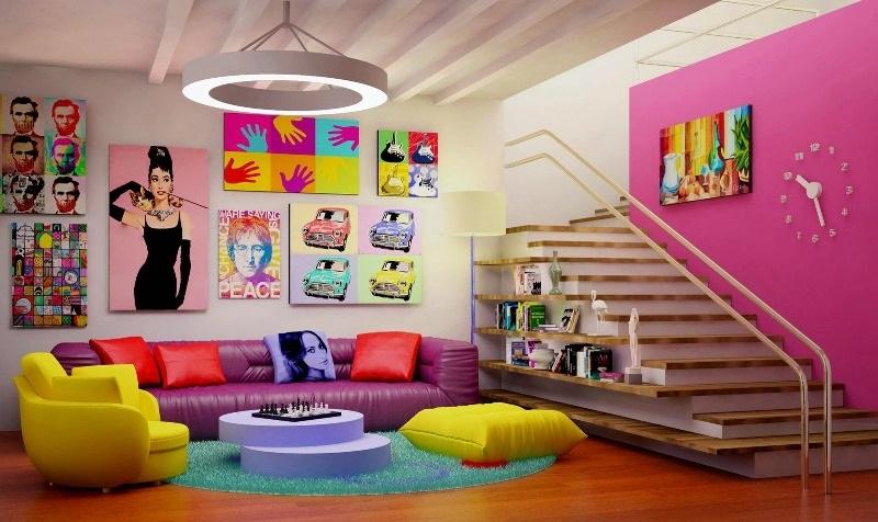 стили дизайн интерьера квартиры фото