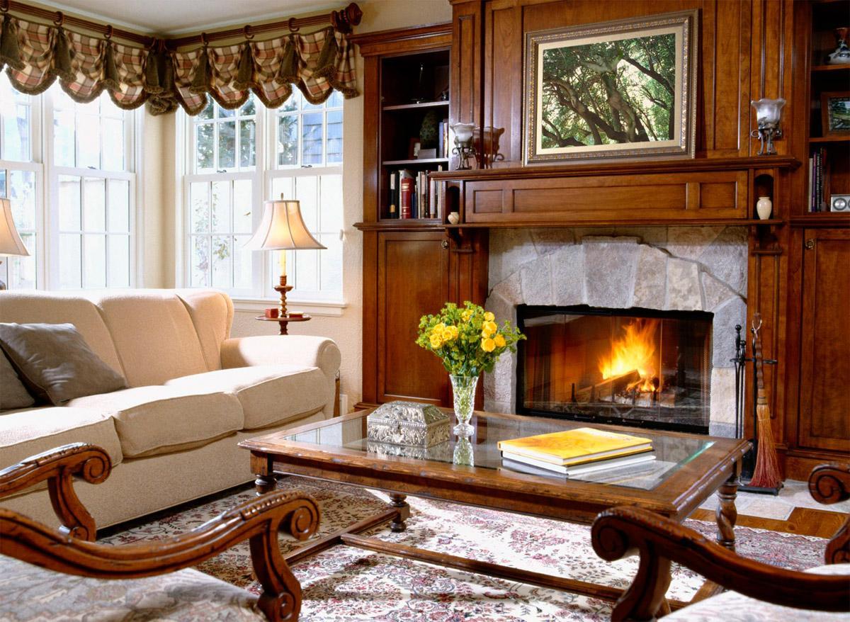 Красивый интерьер дома своими руками