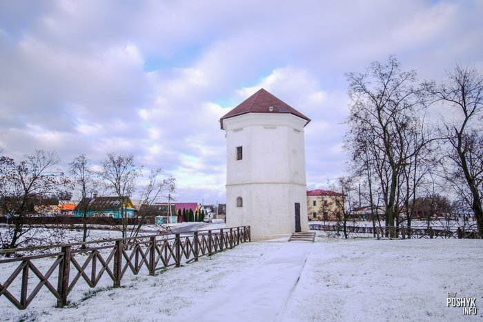 Башня в Быхове
