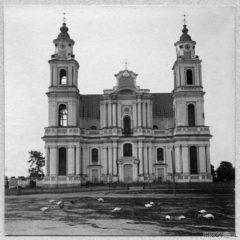 Будславский костел бернардинцев