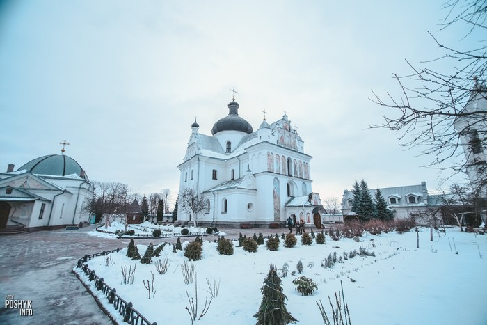 монастырь православный Никольский Могилев