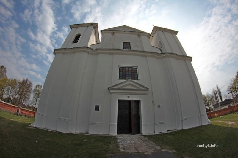 deva maria kostel brest