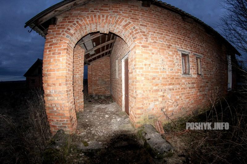 дом с привидениями фото