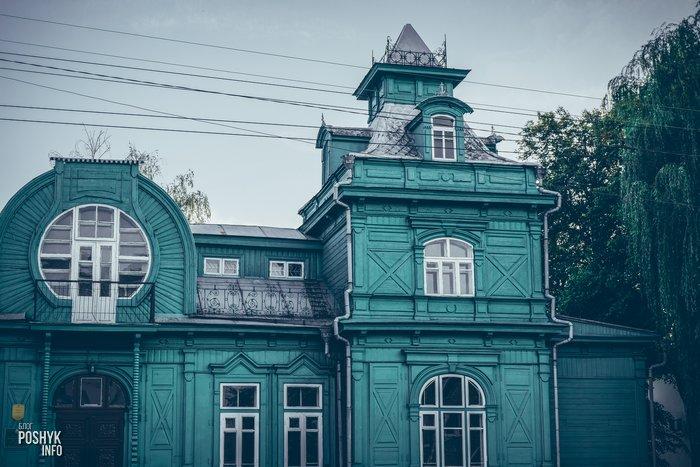 Необычный дом в Бобруйске