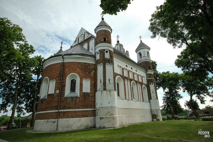 Храм Мурованка Беларусь