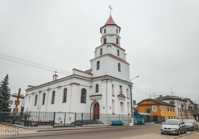 Костел Девы Марии в Борисове фото