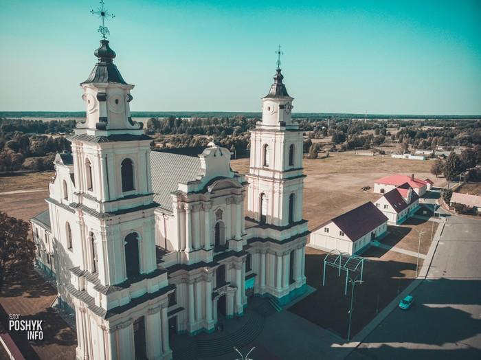 Будславский костел