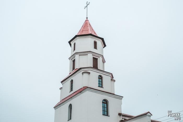 Костел Девы Марии в Борисове история
