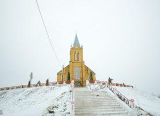 Костел Вознесения Девы Марии Красное