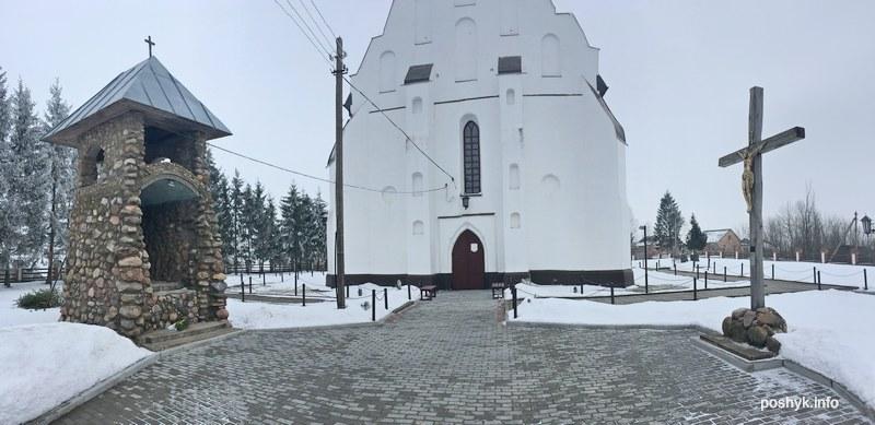 костел троицкий ишколдь