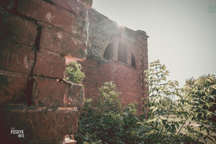 Крепость в Бобруйске фото