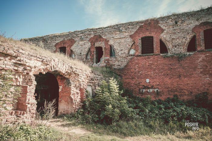 Крепость в Бобруйске укрепления