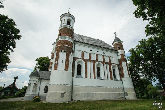 Маломожейковская церковь Мурованка