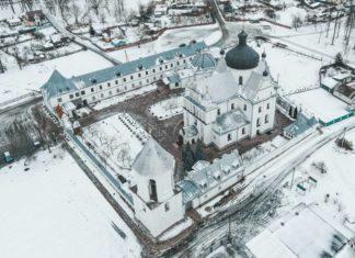 Никольский женский монастырь и церковь Святого Николая в Могилеве