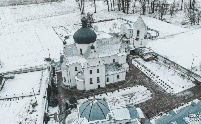 монастырь Никольский в Могилеве