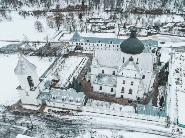 монастырь Никольский Могилев