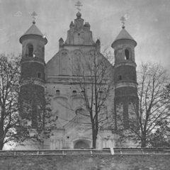 Церковь Рождества Богородицы в деревне Мурованка