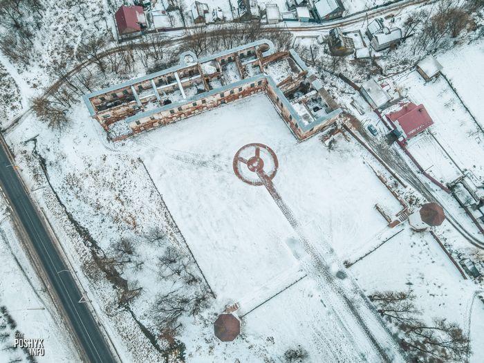 Фото Быховский замок Ходкевичей и Сапег