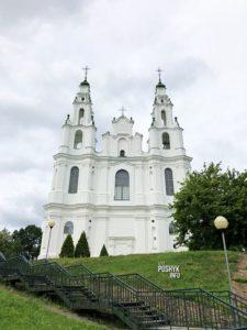 собор в полоцке